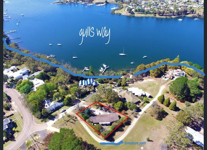 Gulls Way, one of the best views in Paynesville