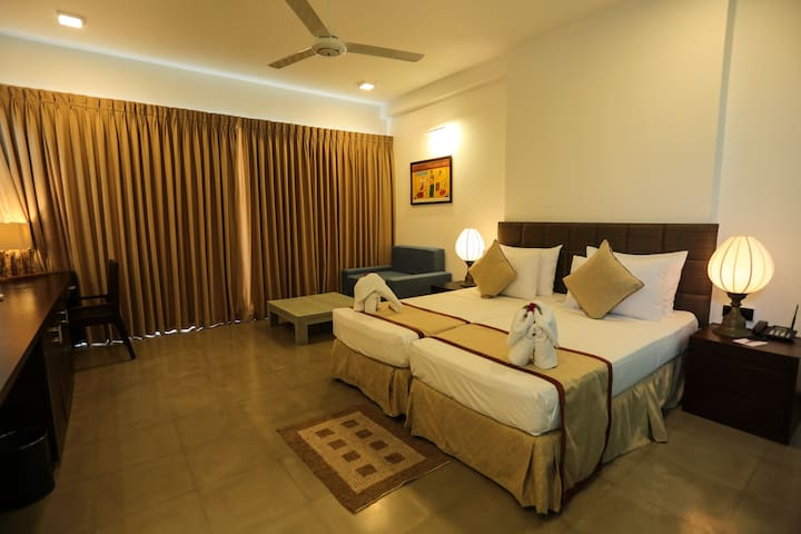 South Lake Resort Koggala - Koggala - Bed & Breakfast
