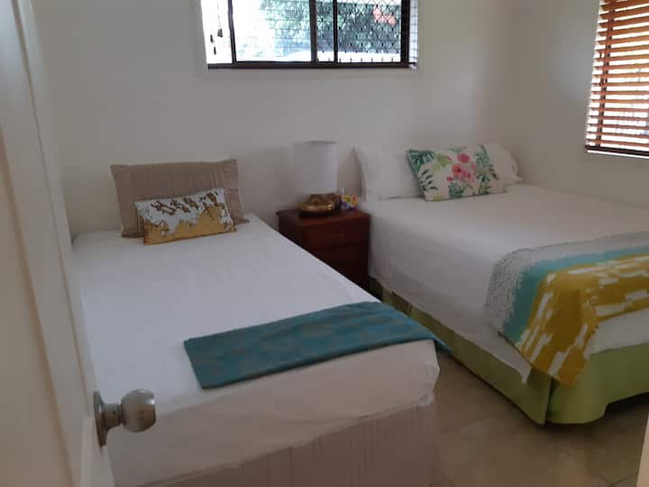 Private Bedroom in Stylish & Spacious Home