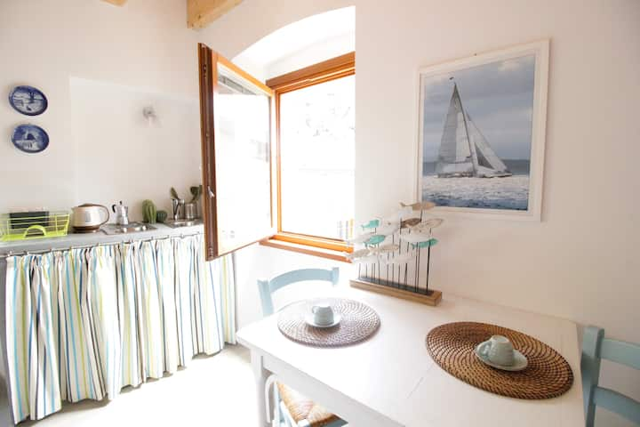 Charming apartment on the Garda lake (carbonera)