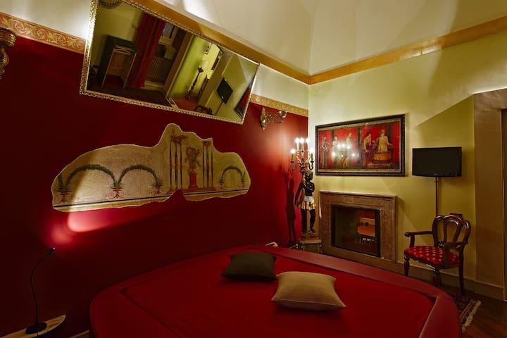 Residenze Gregoriane - Araldica - Tivoli - Huoneisto