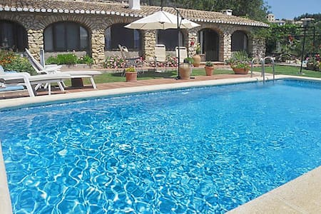 House with swimming pool - Parcent - Ev