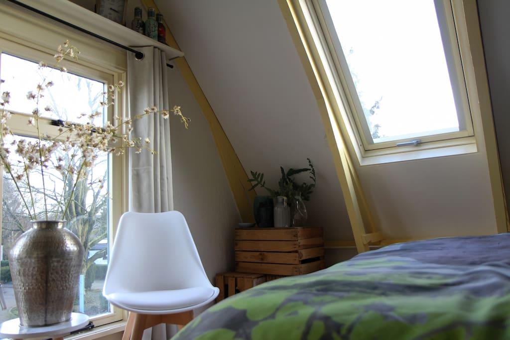 Slaapkamer (voorkant)