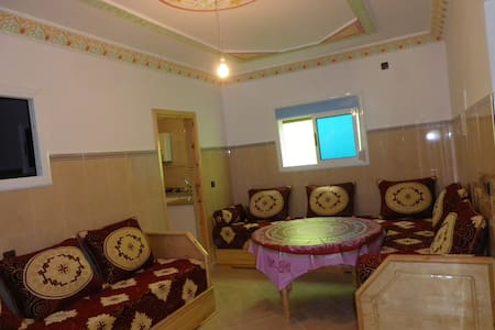 Appartement meublé équipé à Nador - Nador - Apartamento