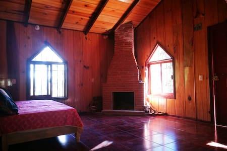 San José del Pacífico Cabin, Oaxaca