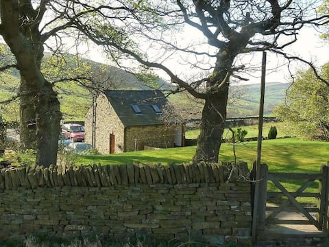 Hayfield View Studio: High Peak self catering