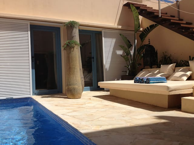 casa con piscina al lado del mar- T - Sant Josep de sa Talaia - Casa