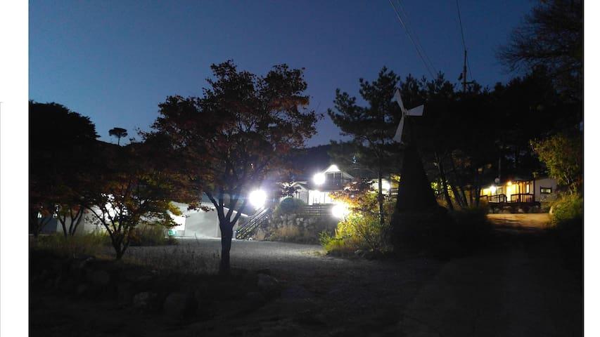 하늘나리펜션 - Jeongseon-gun Imgye-myeon - Hus