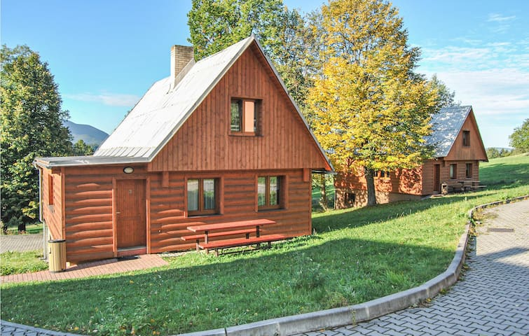 Holiday cottage with 3 bedrooms on 73m² in Kuncice pod Ond.