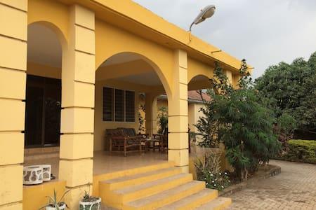 Nkosuohene's House in Kwahu Tafo