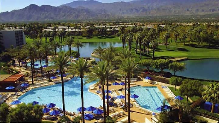 COACHELLA 4/8-4/12/20: 1 Bdrm Prem; Marriott