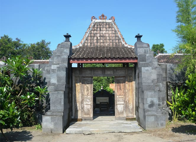 Kali Opak Villa - Sleman Sub-District - Willa