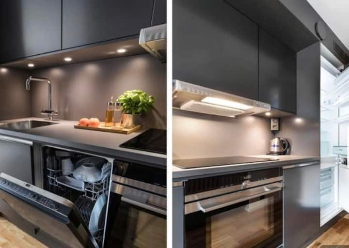 Designer Wohnung im Herzen von Leipzig