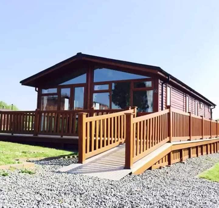 Lodge at Sand Le Mere Holiday Village