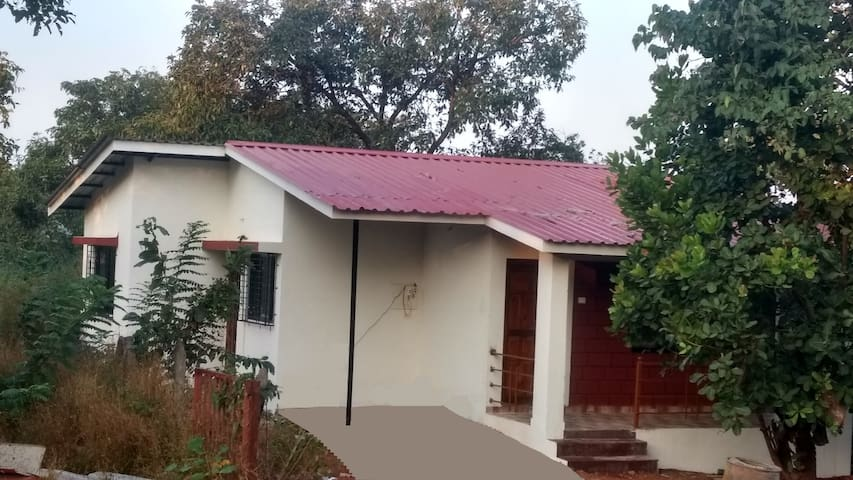 Comfy Home in Konkan - Dapoli