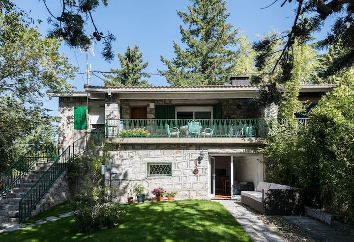 Apartamento de Harisa en la Sierra de Madrid