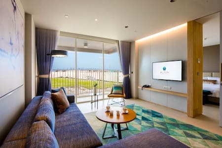 70m2 ALMA 5-star Resort for 5 People