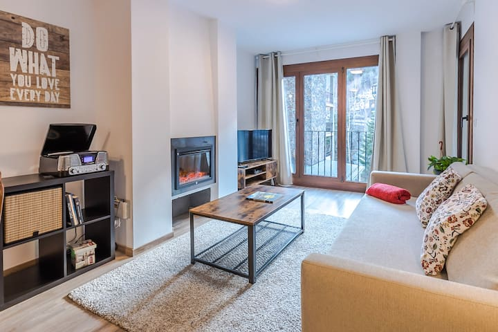 1 bedroom apartment  next to Ski lift in Arinsal