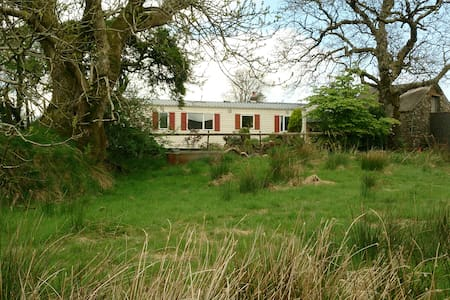 Escape to the Hills, tranquil Preseli smallholding - Mynachlog-ddu