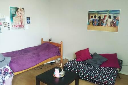 Studio dans le coeur de Rennes - Lägenhet