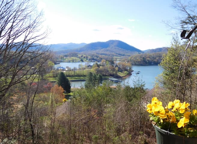 #184 Private Suite with Gorgeous Lake Views - Hayesville