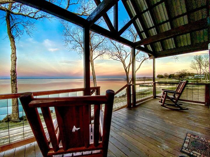 The Sweetwater Cabin - Lake Tawakoni
