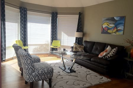 Beautiful cozy living with garden 1 - Hillsboro - Hus