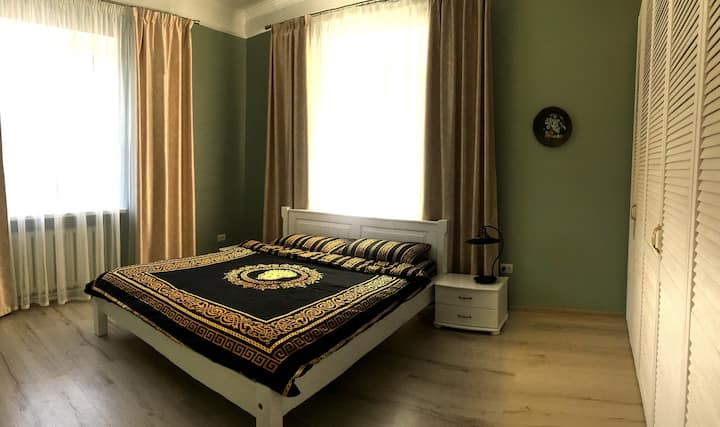 2rooms Appatrment in center