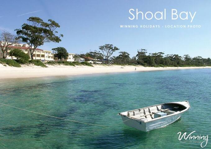 Barrington 406 - Shoal Bay - Apartment