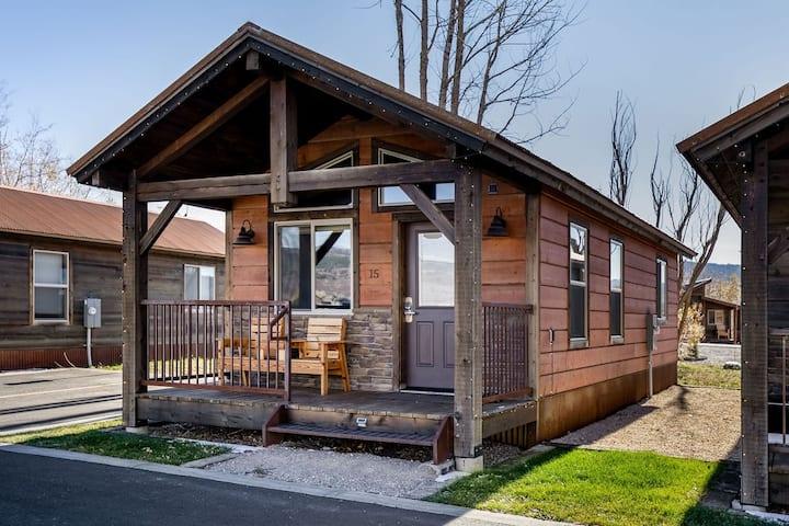 GRAND TETON KING CABIN @ Teton Valley Resort #13