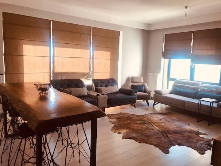 Un bel appartement spacieux