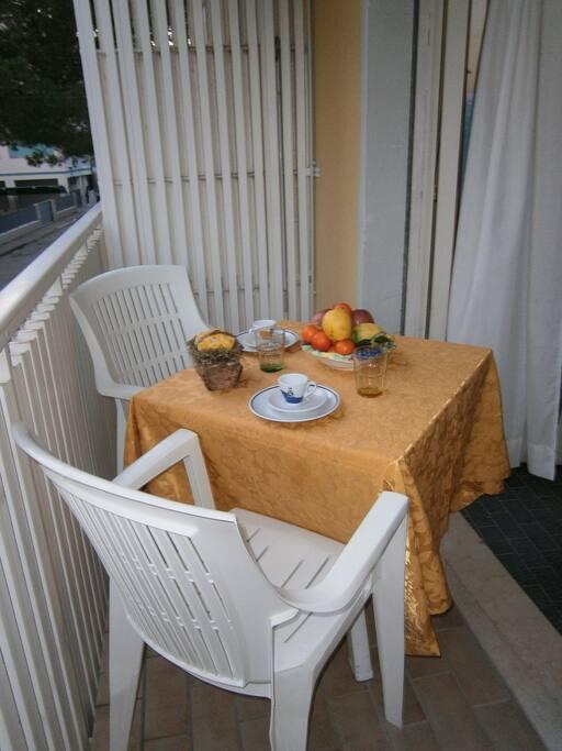 Balkon (Wohnbeispiel)