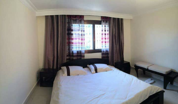Chambre double Queen size