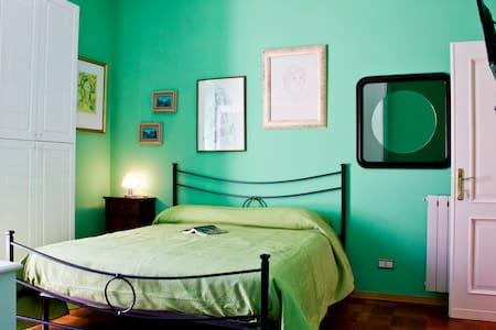 Affittacamere La Bertina, Camera verde - Montefiascone