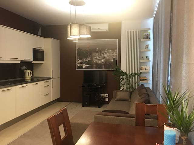 Triton Park - Nice 2 rooms apartment for 4 people