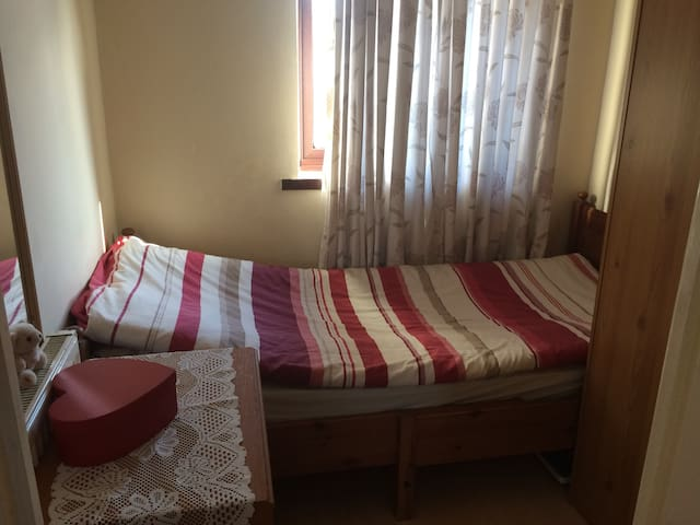 Clean close to Alperton and Perivale tube stations