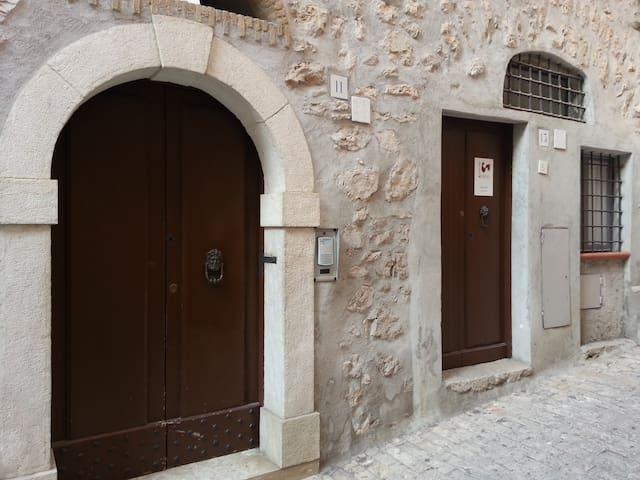 Casa Titta - Formia (Maranola) - Maranola-trivio - Hus