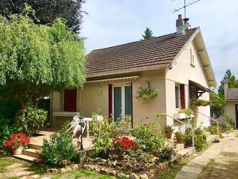 Ruhe und Frieden im charmanten kleinen Haus