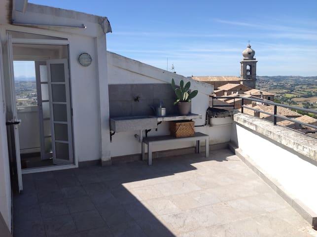 Casa su + livelli nel centro di Castelfidardo - Castelfidardo - Rumah