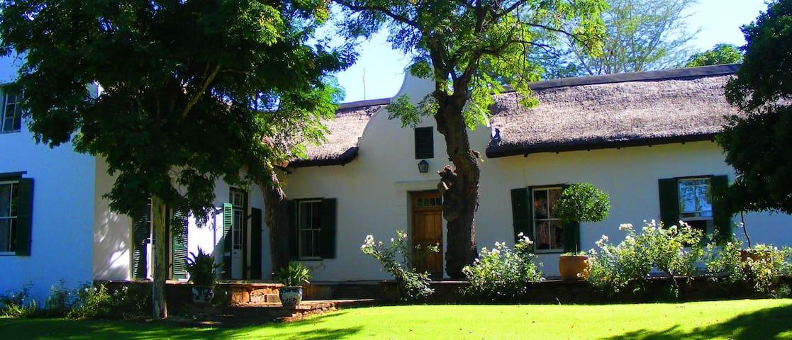 The Waenhuis