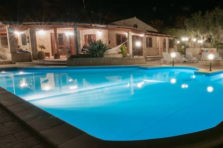 Marvelous Villa with immense inground pool