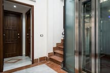 Al Piano del vostro Appartamento