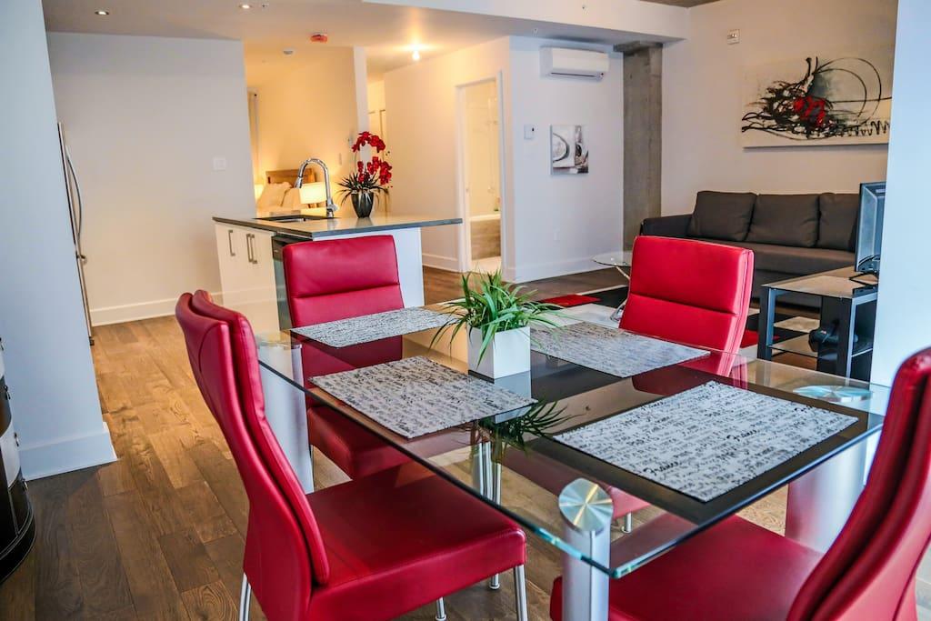 Cozy 1 Bedroom Apartments For Rent In Montr Al Qu Bec Canada