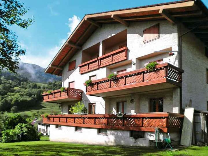 Apt for 8 persons - dog welcome in Ledro R23366