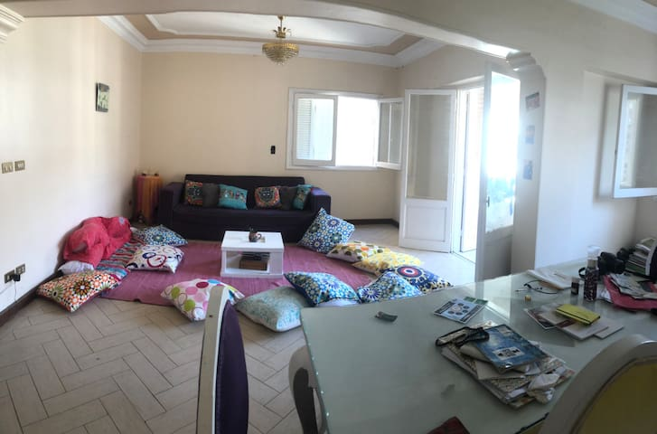 Cozy room for girl in our lovely home