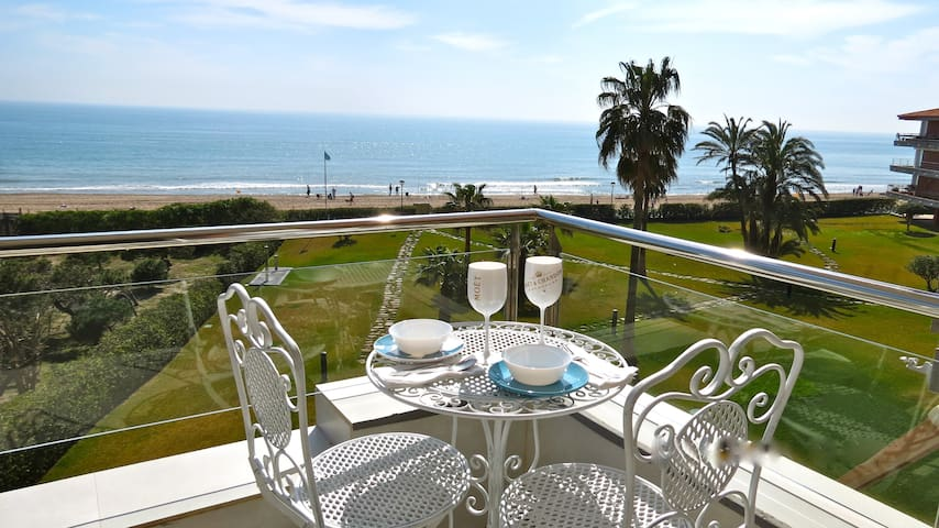 BARCELONA BEACH GAVA TOP PREMIUM APARTMENT