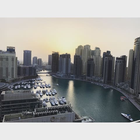 Dubai Marina One Bedroom - Dubai - Wohnung
