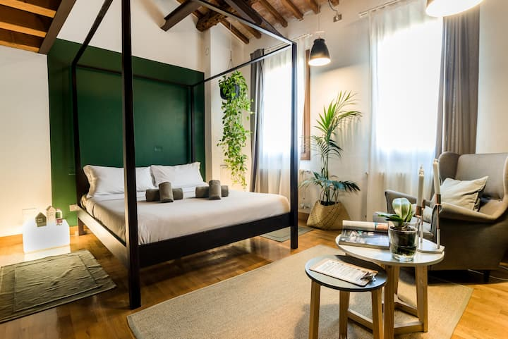 Double room Verde B&B Castelmenardo39