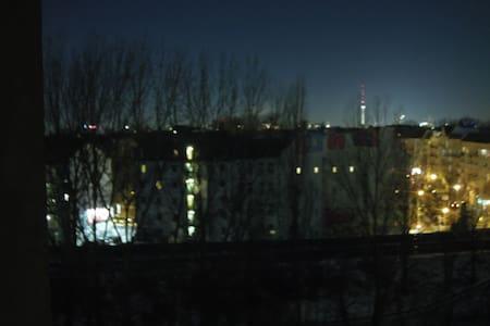 Gemütlicher Blick über Berlin - Apartment