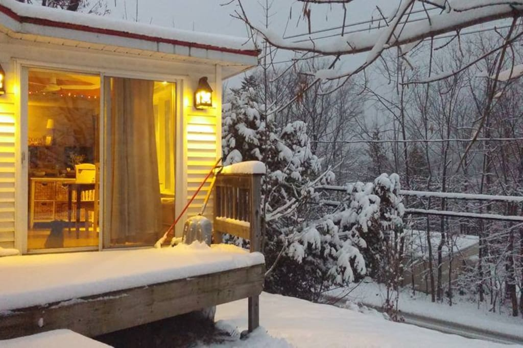 chambre a louer weekend semaine mois orford chalets